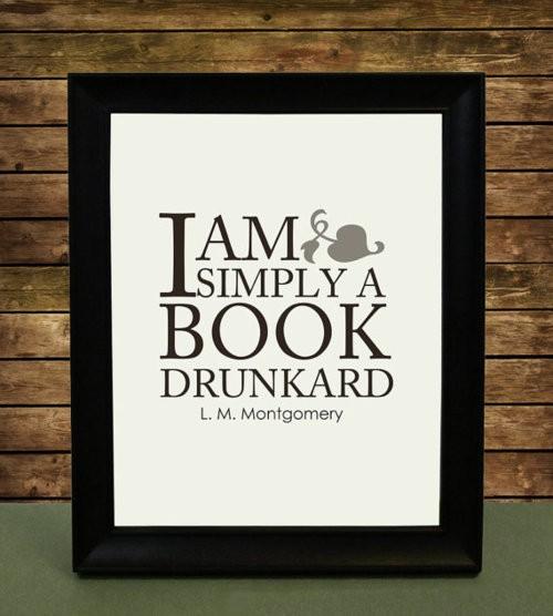 Better than being an alcohol drunkard!
