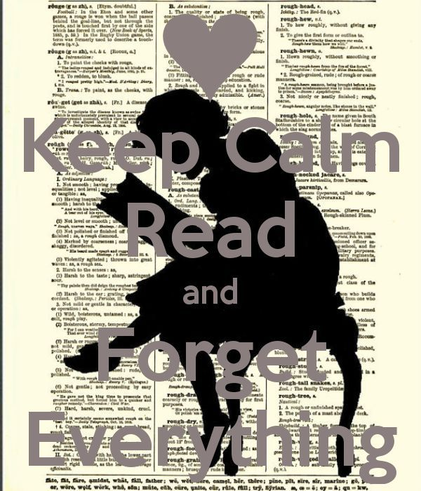 Keep Calm and Read!